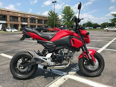 2017 Custom Built Motorcycles Other  Brand New X20 125cc 4spd~clutch manual~1 down 3 up~55mph~LOCAL PICKUP ONLY