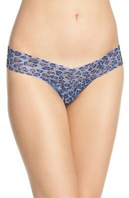 f0f3dfbbfb5 NWOT Hanky Panky 8F1584  Denim Cat  Low Rise Thong