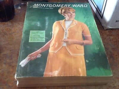 Montgomery Wards 1967 Spring and Summer Catalog