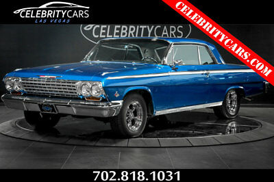 Chevrolet Impala restomod 1962 Chevrolet Impala Fully restored resto mod A/c manual beauty! las Vegas