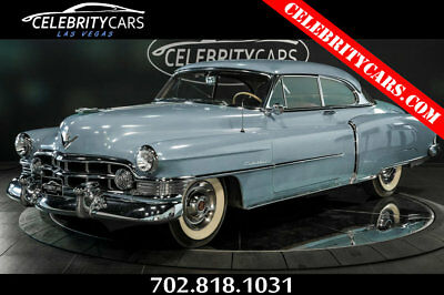 Cadillac Series 62 Club Coupe  1950 Cadillac Series 62 Club Coupe ONLY 16k documented original Miles!! VEGAS