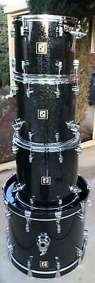 Sonor 3003 Shell Pack And Hard Cases