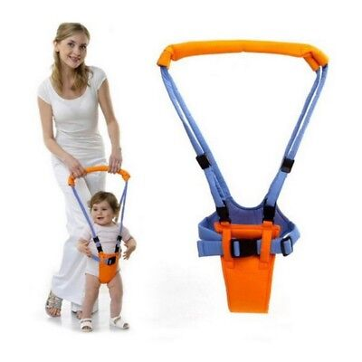 AU Baby Toddler Walking Assistant Rein Harness Learn to Walk Safe Walker