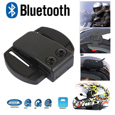 Durable Motorcycle Clip Accessories Intercom Replace ABS V4&V6 Headset Clip