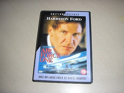 """DVD,""""AIR FORCE ONE"""",harrison ford"""