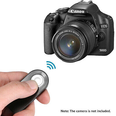 Neewer Wireless IR Remote Control for Canon Nikon Sony Pentax DSLR Camera