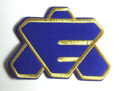 Babylon 5 Earth Alliance Dark Blue Badge Embroidered Patch Sew/Iron on 9cm