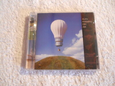 "Alan Parson ""On Air"" 1996 cd Cnr Music NEW"