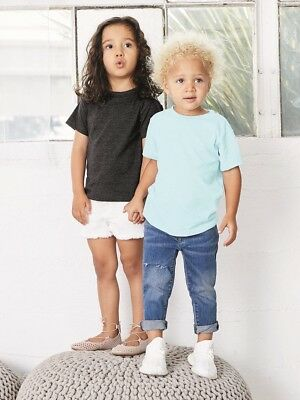 Bella + Canvas - Toddler Triblend Short Sleeve Tee - 3413T