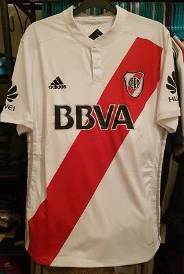 River plate maillot 2017 2018 jersey soccer club argentina size M
