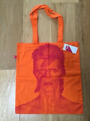 DAVID BOWIE TOTE BAG ...is a Face in the Crowd exclusive to V&A Exhibition NEW