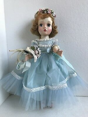 Vintage Madame Alexander Dress Only / Complete Tagged Outfit - Doll Not Included