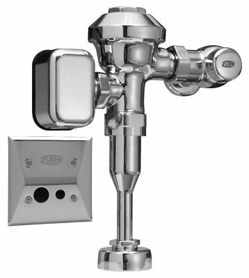 Zurn Hardwired Exposed Automatic Low Consumption Sensor Flush Valve Urinal .5GPF