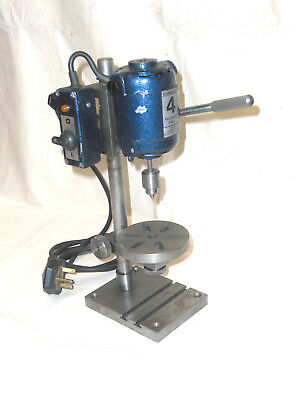 "Used, Cowells-4, 0-1/4"" Small Pillar/bench Sensitive Drill,clockmaker,myford"