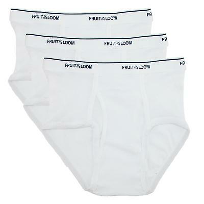 New Fruit of the Loom Boy's Cotton Ribbed Brief Underwear (Pack of 3)