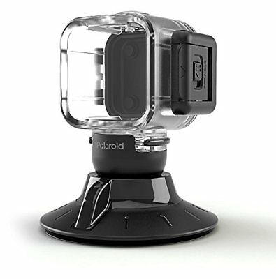 Polaroid Suction Cup Mount for the Polaroid CUBE, CUBE+ HD Action Lifestyle Came