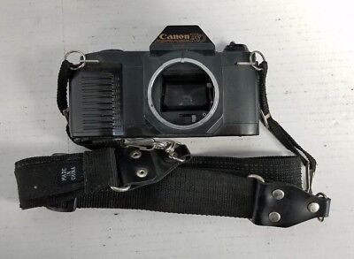 Canon T50 Programmed Automation Automatic Film Transport Camera