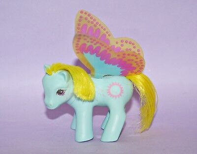 Mein kleines/ My Little Pony G1 *Whirly* POOR Windy Wing Baby