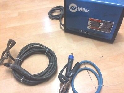 Miller MaxStar 200 SD Portable TIG/Stick Welder