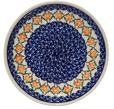 Polish Pottery Plate 6.5 Inch from Zaklady Boleslawiec Polish gu818/869