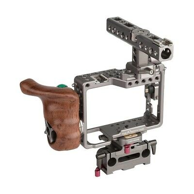 Tilta ES-T17-A with Handle! Support Cage for Sony A7, A7II, A7S, A7S II, A7R/II