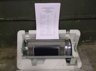 Riso EZ220 EZ221 PURPLE Duplicator Drum Part # S4889 TESTED WORKS FINE