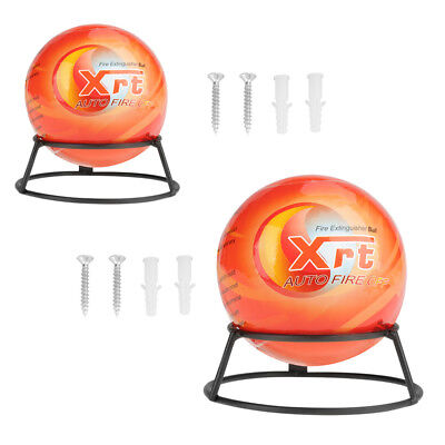 AFO Fire Extinguisher Ball Easy Throw Stop Fire Loss Tool Safety 0.5KG/1.3KG