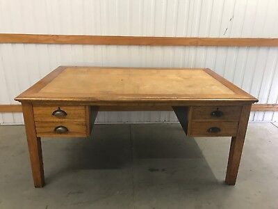 Mid Century Vintage Desk by C.F. Rojo and Sons