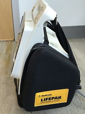 Physio Control (Medtronic) Basic Carry Case for LIFEPAK 12 - 11260-000030