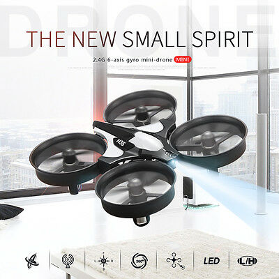 JJRC H36 Mini 2.4GHZ 6-Axis RC Micro Gyroscope Quadcopter Hexacopter RC Drone AU
