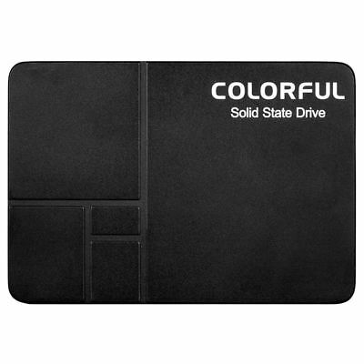 "Colorful SL500 480GB SSD SATA III 2.5"" Internal Solid State Drive Read 440MB/s"