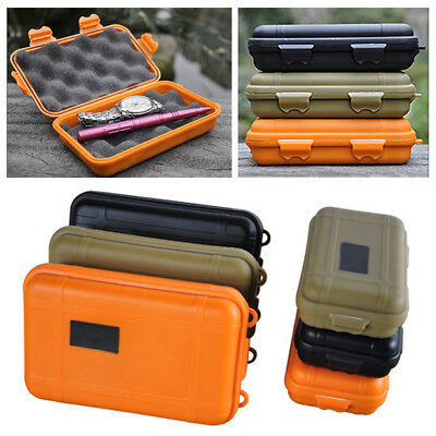 Outdoor Plastic Waterproof Airtight Survival Case Container Storage Box GW