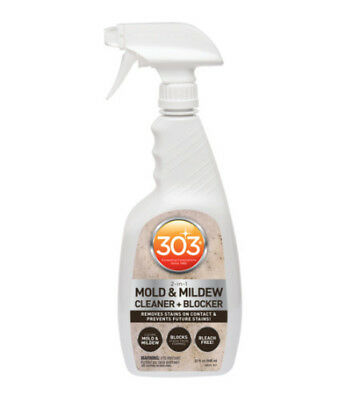 303 Mould & Mildew Cleaner + Blocker - Removes Stains & Prevents Future Stains