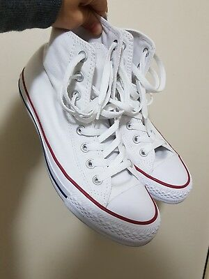 Converse Chuck Taylor All Star High Tops White US MENS 7