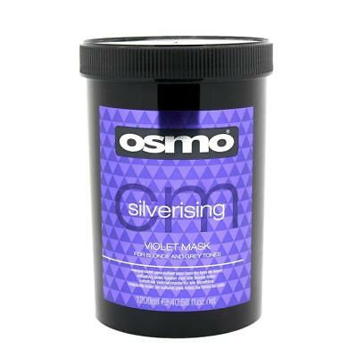 OSMO - Silverising Violet Mask - 1200ml - Restore Blonde Tones, Banish Yellow