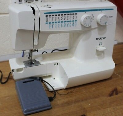 Brother XL-5030 Electric Sewing Machine w/ Foot Pedal + AC Lead - 250
