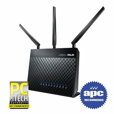 ASUS RT-AC68U – Dual-band Wireless-AC1900 Gigabit Router