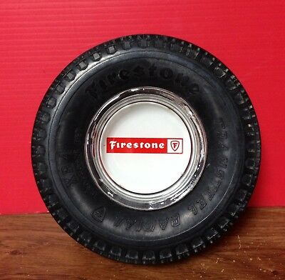 Vintage Tire Ashtrays Various Brands