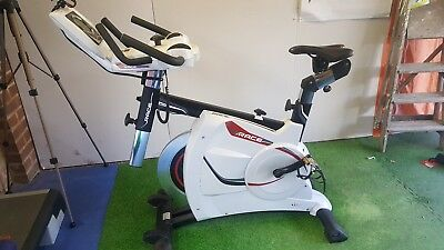 kettler race exercise bike pro