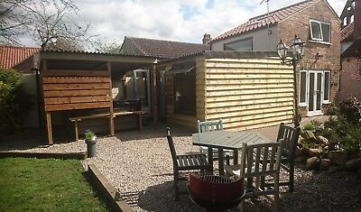 Hot Tub Break For 2 Adults, Super Luxury Annex Bedale Northallerton North Yorks