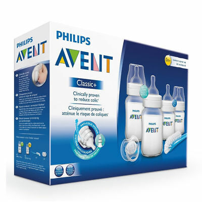 Avent SCD371/00 Classic+ Newborn Starter Set 0m+ - Shipped from United Kingdom