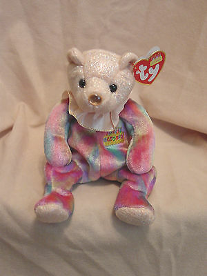 "TY - ""Opal"" - October Happy Birthday Beanie Baby"