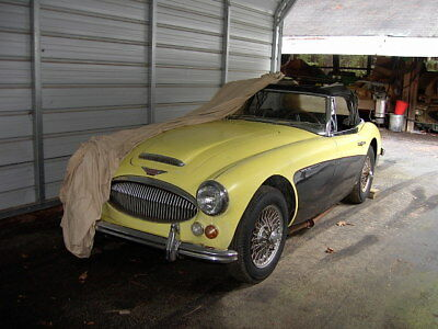1966 Austin Healey 3000  1966 Austin Healey 3000 MK II - A Matching Numbers Good Car - Simple Project