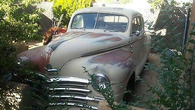 1946 plymouth special deluxe coupe