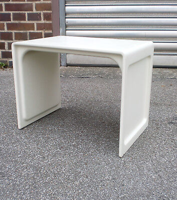 """60s Vitsoe Ablage Tisch """"621"""" vintage side table d'appoint Dieter Rams annees 60"""