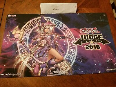 Apprentice Illusion Magician Yugioh Judge Playmat 2018