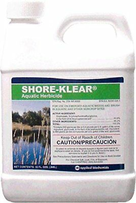 Shore-Klear Aquatic Herbicide Water Treatments, 32 FL.OZ.