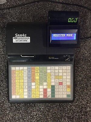 Cash Register Sam4S