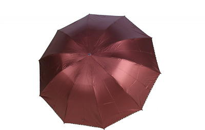 Windproof Folding Travel Assorted Colours Umbrella by LUXEHOME