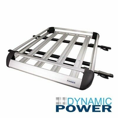 NEW 1.3m 4WD Aluminium Roof Rack Carrier